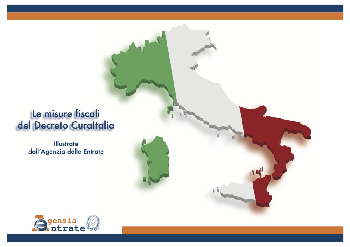 Le misure fiscali del Decreto CuraItalia